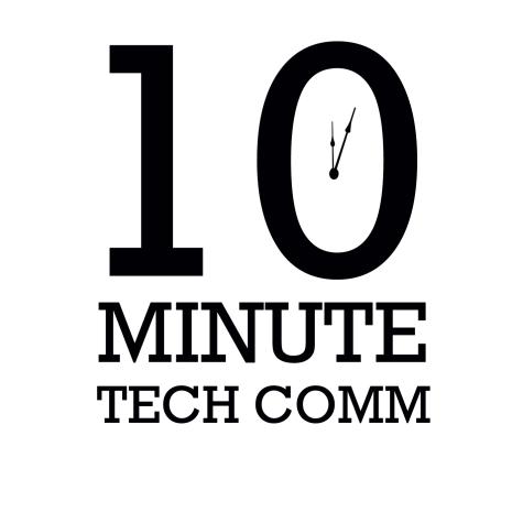 10MinuteTechComm